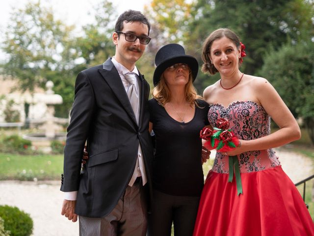 Il matrimonio di Matteo e Chiara a Bologna, Bologna 103