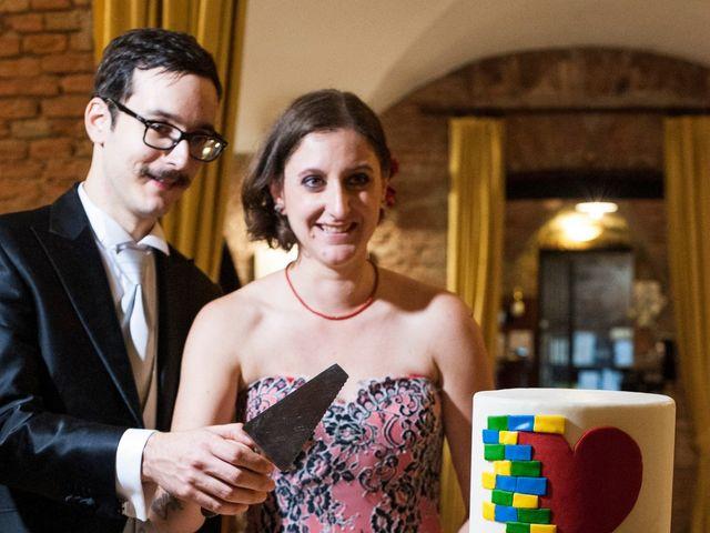 Il matrimonio di Matteo e Chiara a Bologna, Bologna 105