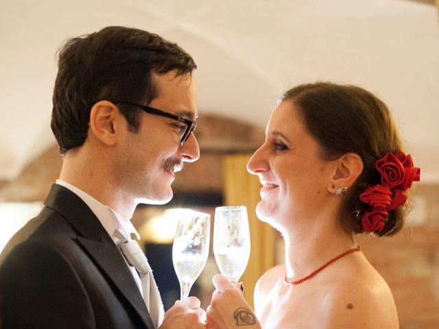 Il matrimonio di Matteo e Chiara a Bologna, Bologna 107