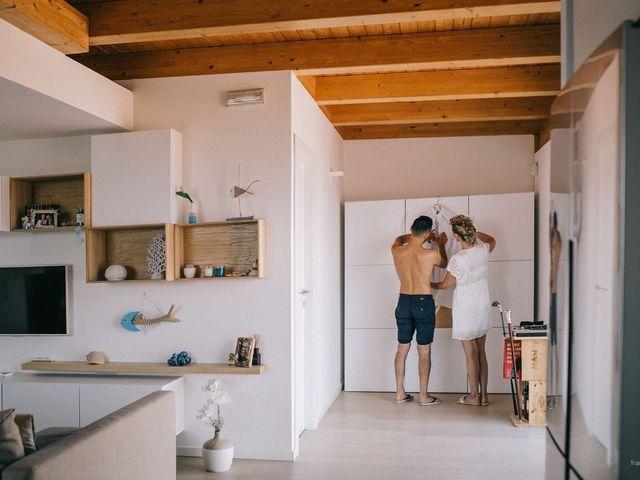 Il matrimonio di Linda e Maurizio  a Reggio di Calabria, Reggio Calabria 8