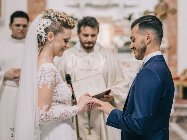 Il matrimonio di Linda e Maurizio  a Reggio di Calabria, Reggio Calabria 24