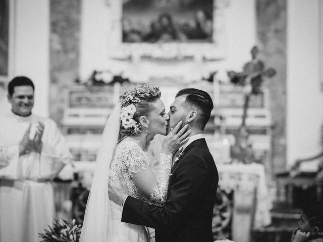Il matrimonio di Linda e Maurizio  a Reggio di Calabria, Reggio Calabria 25