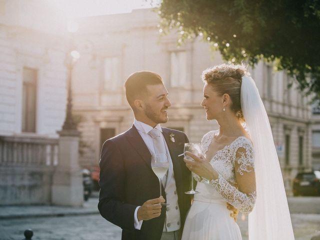 Il matrimonio di Linda e Maurizio  a Reggio di Calabria, Reggio Calabria 26