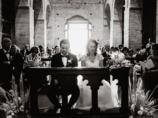 Il matrimonio di Gabriele e Ilaria a Barberino Val d'Elsa, Firenze 14