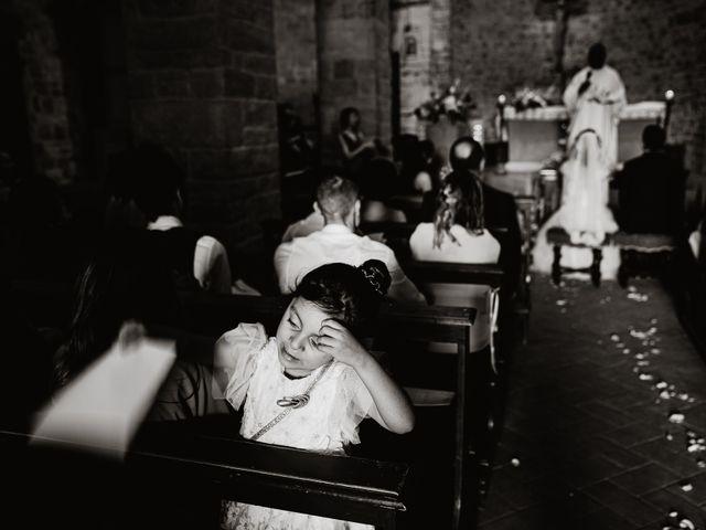 Il matrimonio di Gabriele e Ilaria a Barberino Val d'Elsa, Firenze 15