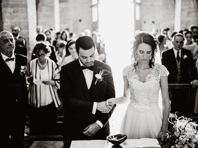 Il matrimonio di Gabriele e Ilaria a Barberino Val d'Elsa, Firenze 16