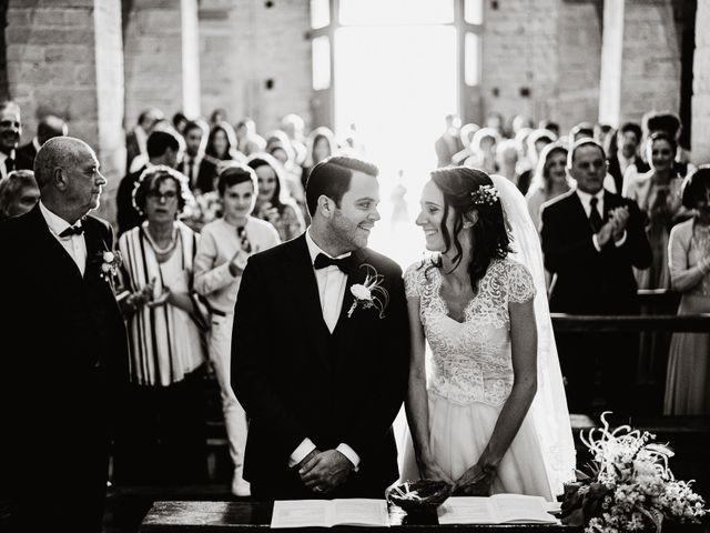 Il matrimonio di Gabriele e Ilaria a Barberino Val d'Elsa, Firenze 17