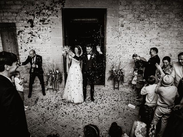 Il matrimonio di Gabriele e Ilaria a Barberino Val d'Elsa, Firenze 19