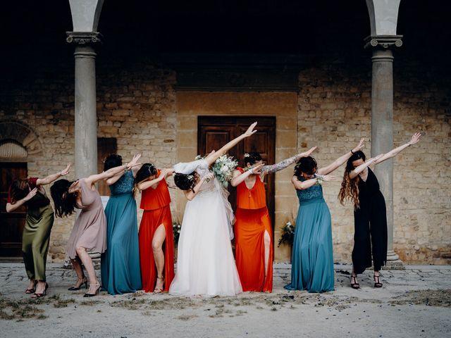 Il matrimonio di Gabriele e Ilaria a Barberino Val d'Elsa, Firenze 20