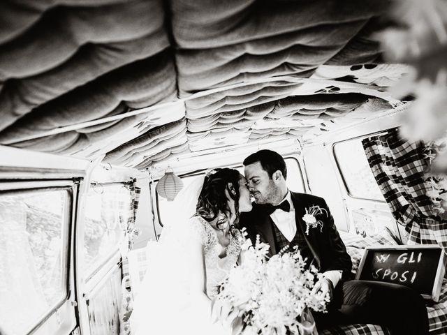 Il matrimonio di Gabriele e Ilaria a Barberino Val d'Elsa, Firenze 21