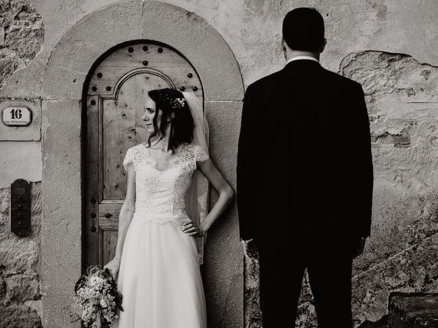 Il matrimonio di Gabriele e Ilaria a Barberino Val d'Elsa, Firenze 2