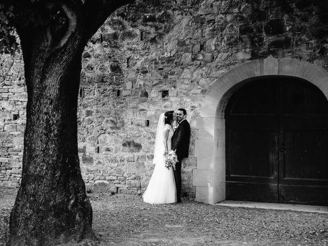 Il matrimonio di Gabriele e Ilaria a Barberino Val d'Elsa, Firenze 23