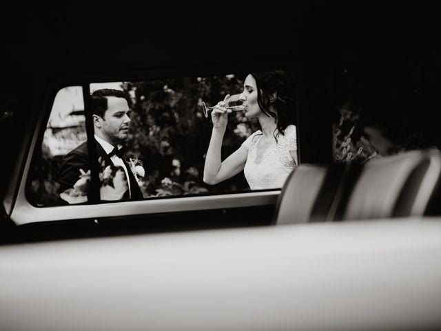Il matrimonio di Gabriele e Ilaria a Barberino Val d'Elsa, Firenze 24