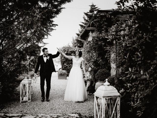 Il matrimonio di Gabriele e Ilaria a Barberino Val d'Elsa, Firenze 25