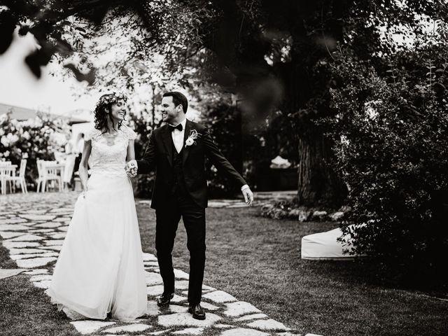 Il matrimonio di Gabriele e Ilaria a Barberino Val d'Elsa, Firenze 26
