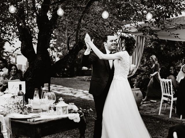 Il matrimonio di Gabriele e Ilaria a Barberino Val d'Elsa, Firenze 28