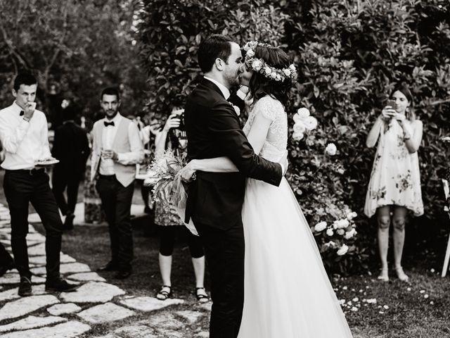 Il matrimonio di Gabriele e Ilaria a Barberino Val d'Elsa, Firenze 29