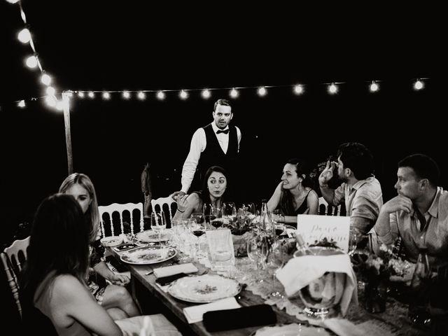 Il matrimonio di Gabriele e Ilaria a Barberino Val d'Elsa, Firenze 30