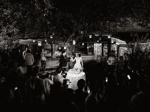 Il matrimonio di Gabriele e Ilaria a Barberino Val d'Elsa, Firenze 32