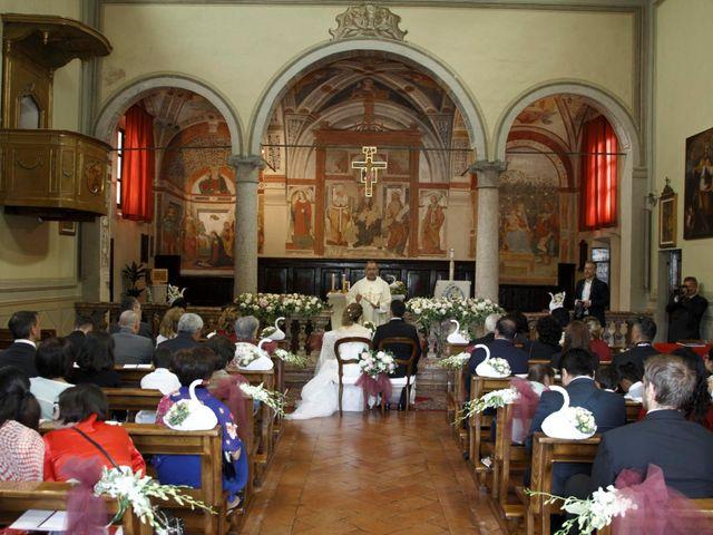Il matrimonio di Pablo e Tania a Assago, Milano 1