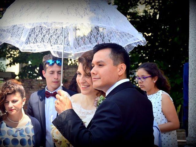 Il matrimonio di Pablo e Tania a Assago, Milano 7