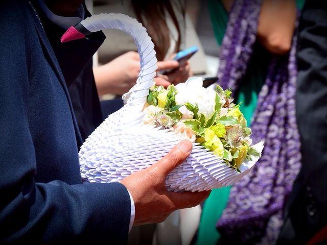 Il matrimonio di Pablo e Tania a Assago, Milano 9