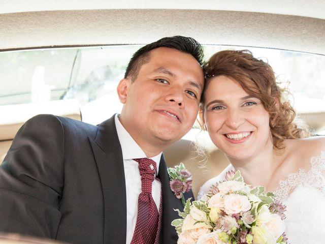 Il matrimonio di Pablo e Tania a Assago, Milano 10