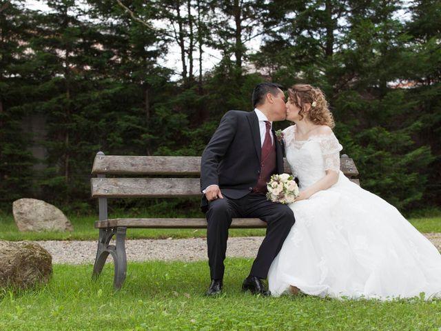 Il matrimonio di Pablo e Tania a Assago, Milano 15