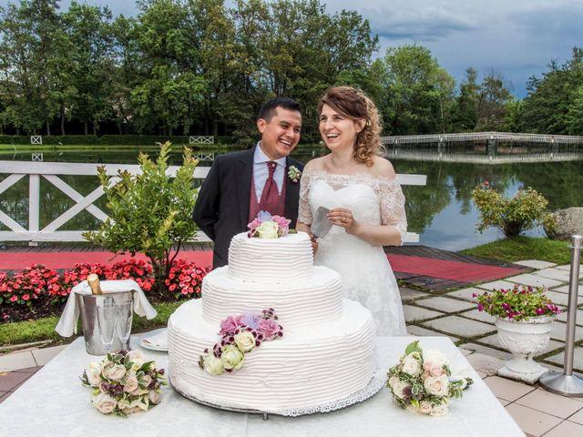 Il matrimonio di Pablo e Tania a Assago, Milano 19