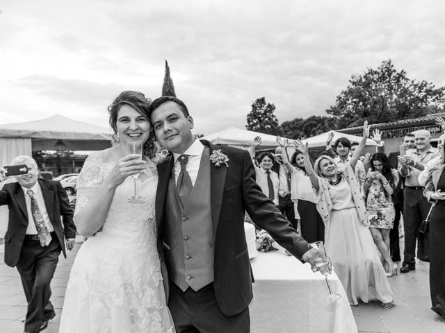 Il matrimonio di Pablo e Tania a Assago, Milano 20