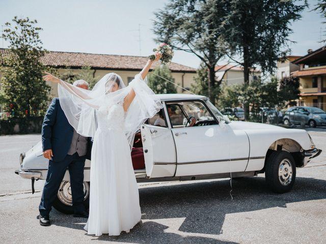 Il matrimonio di Marco e Nicoletta a Crema, Cremona 7