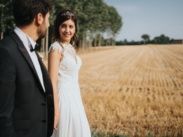 Il matrimonio di Marco e Nicoletta a Crema, Cremona 17