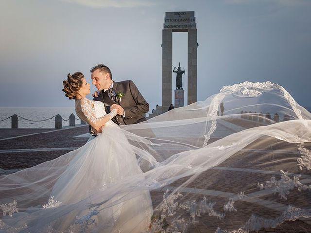 Il matrimonio di Giuseppe e Giusy a Reggio di Calabria, Reggio Calabria 32
