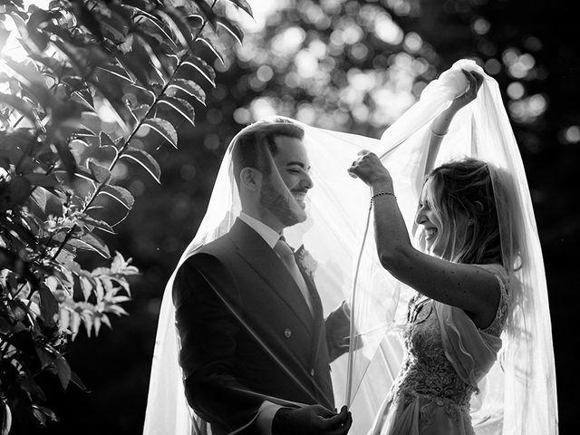 Le nozze di Carlotta e Gerardo