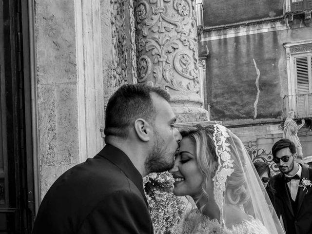 Il matrimonio di Giusy e Orazio a Acireale, Catania 4