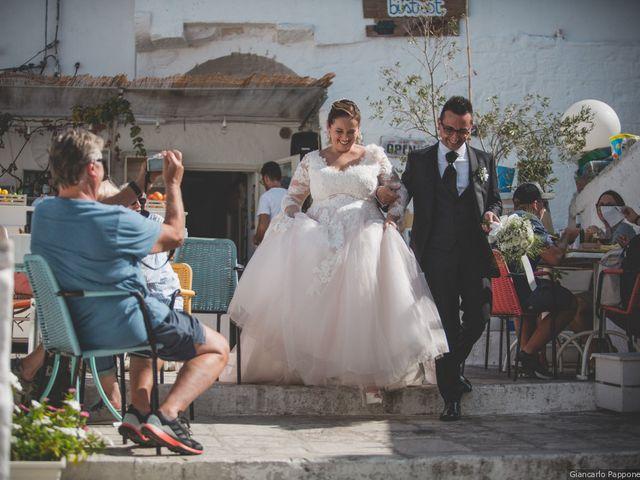 Il matrimonio di Vincenzo e Chiara a Ostuni, Brindisi 32