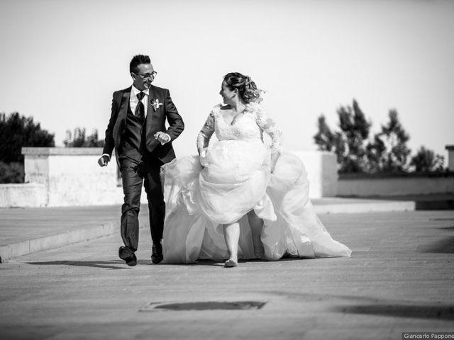 Il matrimonio di Vincenzo e Chiara a Ostuni, Brindisi 33