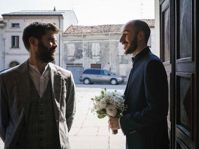 Il matrimonio di Enrico e Giulia a Viadana, Mantova 19