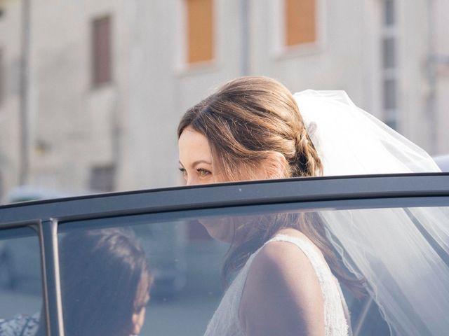 Il matrimonio di Enrico e Giulia a Viadana, Mantova 20