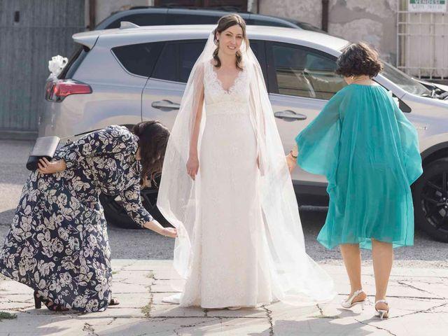 Il matrimonio di Enrico e Giulia a Viadana, Mantova 21