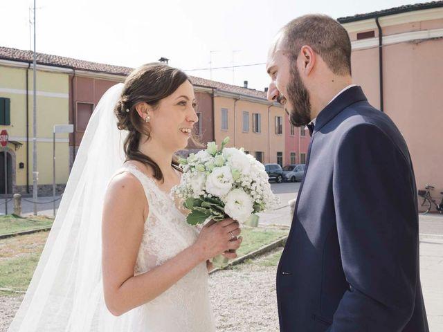 Il matrimonio di Enrico e Giulia a Viadana, Mantova 23