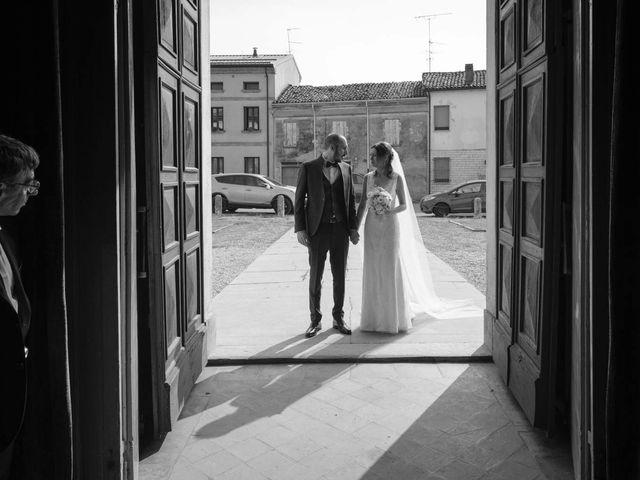 Il matrimonio di Enrico e Giulia a Viadana, Mantova 24