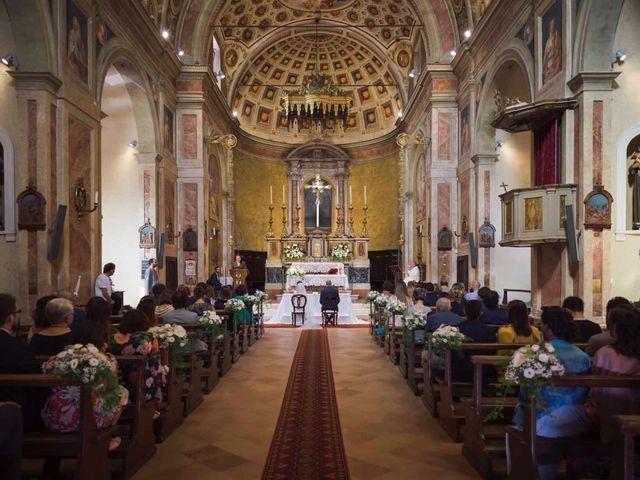 Il matrimonio di Enrico e Giulia a Viadana, Mantova 28