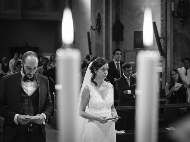 Il matrimonio di Enrico e Giulia a Viadana, Mantova 29