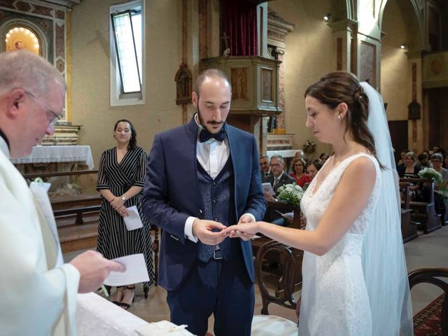 Il matrimonio di Enrico e Giulia a Viadana, Mantova 33