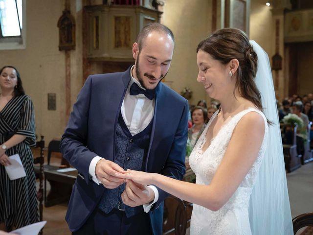Il matrimonio di Enrico e Giulia a Viadana, Mantova 35