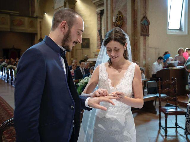Il matrimonio di Enrico e Giulia a Viadana, Mantova 37