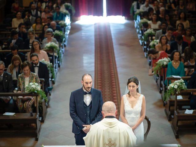Il matrimonio di Enrico e Giulia a Viadana, Mantova 39