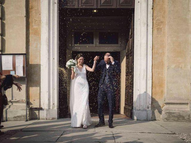 Il matrimonio di Enrico e Giulia a Viadana, Mantova 42