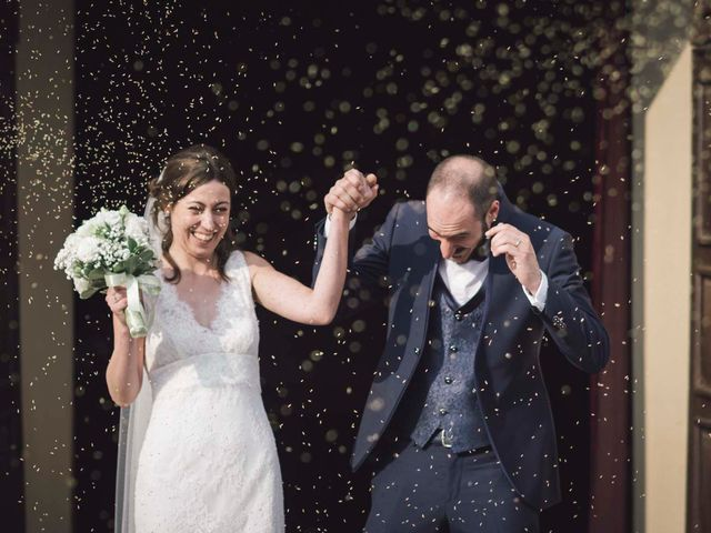 Il matrimonio di Enrico e Giulia a Viadana, Mantova 43